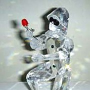 "SALE ""Harlequin""  Swarovski Crystal 2001 Annual Edition Piece"