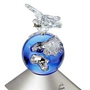 "SALE Swarovski ""Crystal Planet""  2000 Millennium Limited Edition Piece"