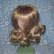 Replacement Blonde Hair Doll Wig