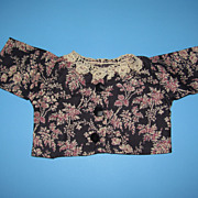 Floral Print Doll Shirt