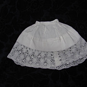 Fancy Doll Petticoat