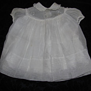 Lovely French Baby/Doll Dress - Tagged