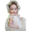 EARLY 9&quot; Armand Marseille 251/248 German Bisque Doll