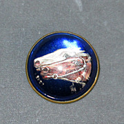 Horse-Bridle Button Pin