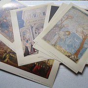 Metropolitan Seminars in Art  The World Rediscovered 1959 12 Color Prints