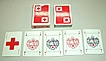 Brepols Red Cross Playing Cards, c.1952