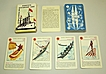 OTK Kvarteto Historick Lode Quartett Card Game, c.1940s  1950s