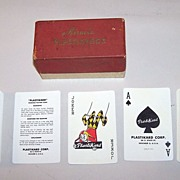 Double Deck �Plastikard� Plastic Playing Cards, c.1950