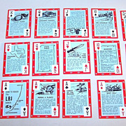 2 Decks �Texas Historical� Playing Cards: (i) USPCC �Lyndon B. Johnson Texas,� E&S Co. Publish