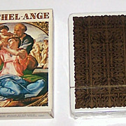 Grimaud &quot;Michel-Ange&quot; (Michelangelo) Playing Cards, c.1981