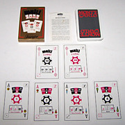 Fournier Multi-Card Game Cards, c. 1992