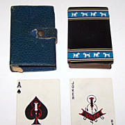 Nasco �(Scotty?) Dogs� Playing Cards, c. 1930s