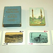 USPC �Alaska Souvenir� Playing Cards, Puget Sound News, c.1928