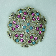 Sarah Coventry Ceylon Brooch