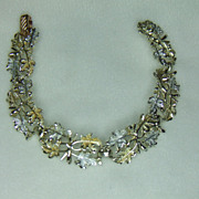 Sarah Coventry Garland Bracelet