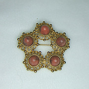 Sarah Coventry Valencia Brooch