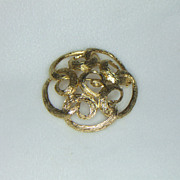 Sarah Coventry Tracery Brooch