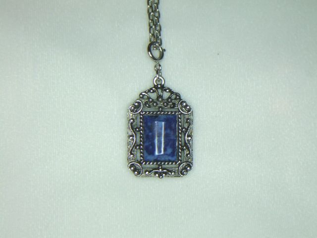Sarah Coventry Roman Holiday Pendant with Chain