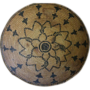 1890's Yavapai Apache Basket