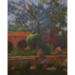 Mission San Juan Capistrano Painting by Laguna Beach Artist Rachel Uchizono