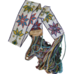 Winnebago Beaded And Fringed Sash Belt 1860's