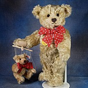 Steiff Puppeteer Teddy Bears Limited Edition Completely SOLD OUT