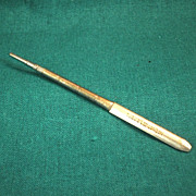 SALE Victorian Mechanical Pencil-English-Circa-1870-1880