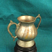 Antique Victorian Safety Match Urn-Circa 1880