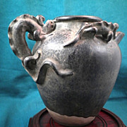 Tang Dynasty Dragon Teapot-Circa-1368-1644 ADE