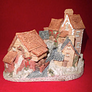 SALE David Winters Model of The Brookside Hamlet-Mint-1983