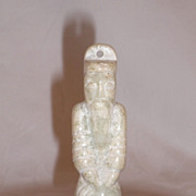 Arctic Calcified Jade Wise Man as Standing Official