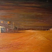 Huge Oil On Board Listed Artist Australian Colin Parker 1970 Queensland Absolutely Beautiful a