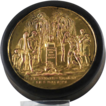 Snuff Box - Tomb of General Napoleon  circa 1821