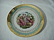 Bavaria 10� Plate Charger  Maidens Grapes