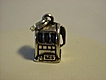Sterling Silver Charm  - Slot Machine