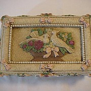 Vintage box  Keepsake Gorgeous