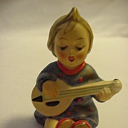 Hummel Figurine Banjo Betty