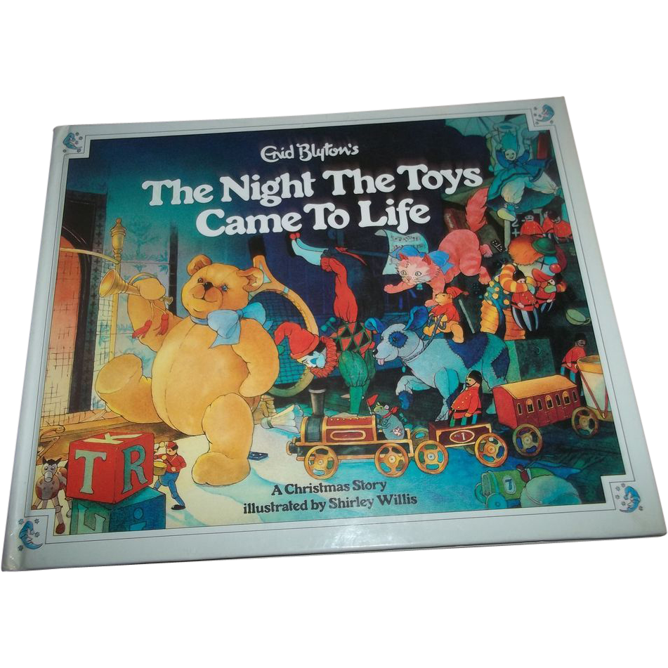 The night the toys came to life childrens christmas enid for L furniture warehouse victoria bc