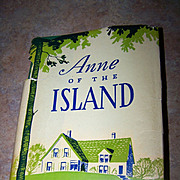 Anne Of The Island  Ryerson Press by L.M. Montgomery C. 1949