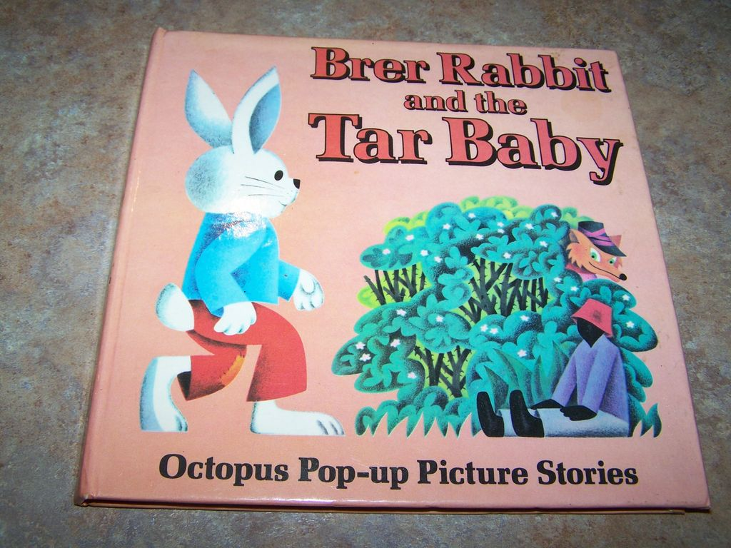 Brer Rabbit And The Tar Baby Book h c Book Quot Brer Rabbit And
