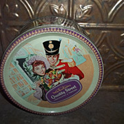 Vintage Advertising Tin Can Mackintosh's Quality Street