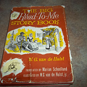 H.C. Book  The Big Read-To-Me Story Book C. 1963