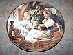 "Knowles Collector Plate "" Goldilocks and the Three Bears """