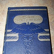 The New People's Physician Vol. 5 Wise & Co.  C. 1941