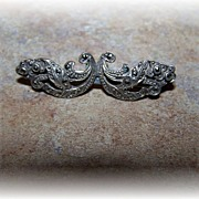 Sweet Little Marcasite Pin