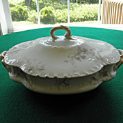 Haviland Limoges Covered Tureen