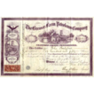 1865 Brewer Farm Petroleum Co Stock