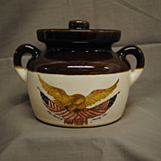 McCoy Spirit of �76 Bean Pot