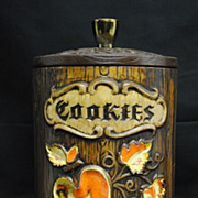 Treasure Craft Cookie Jar