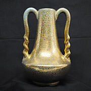 Gonder Pottery Vase